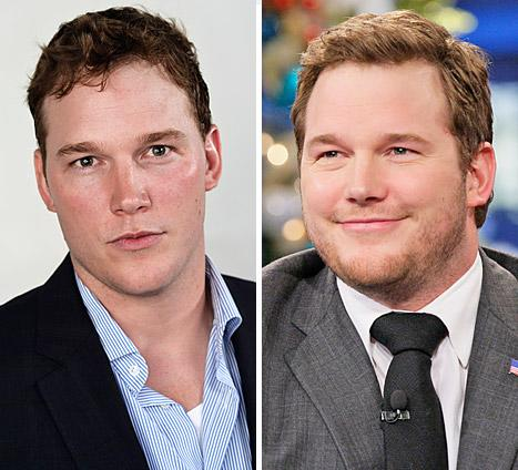 PICTURES: See Chris Pratt's Dramatic 60-Pound Weight Gain!