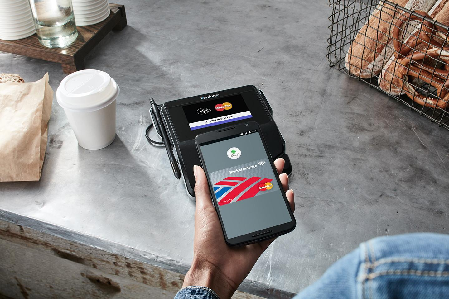 Use Android Pay for a good cause: Google donates $1 per purchase to special education