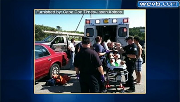 Witnesses: Man bitten by shark on Cape