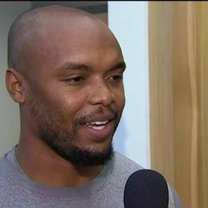 New York Giants running back Shane Vereen: 'I have confidence in this offense'