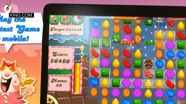 """Candy Crush Saga"" creator King Digital to go public Wednesday"