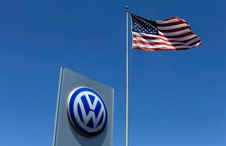 VW charges in U.S. breach German constitution, says defendant's lawyer