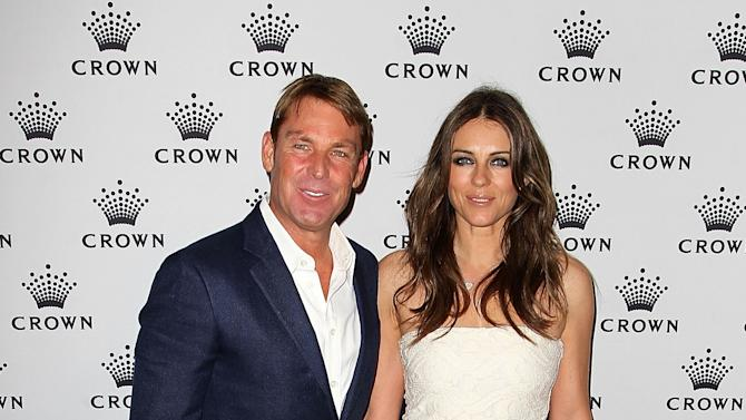 Crown's IMG Tennis Player's Party
