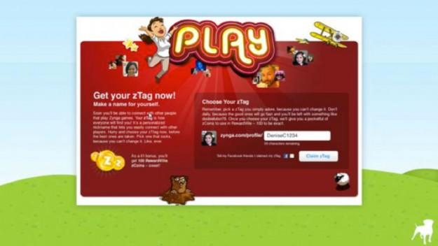 """Zynga announces new games, and gaming platform """"project Z"""""""