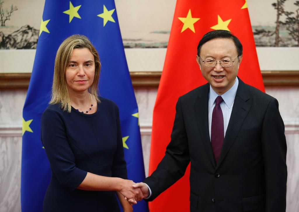 EU, China stress scope for stepped up security, climate cooperation