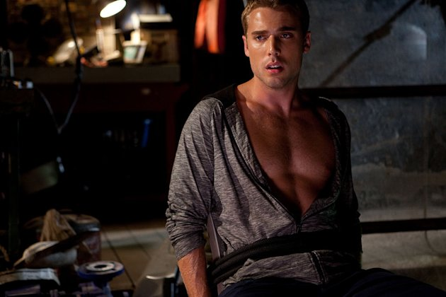 Shark Night 3D 2011 Relativity Media Dustin Milligan