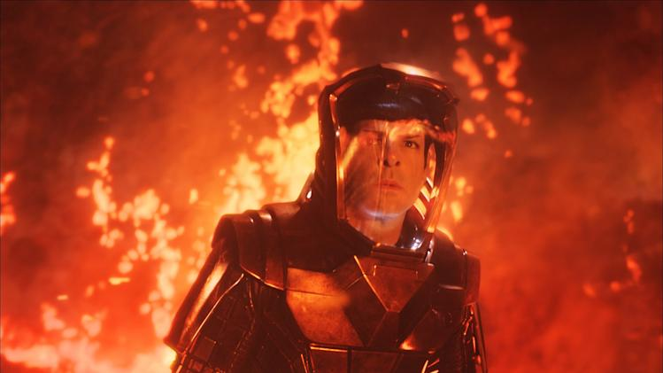 'Star Trek Into Darkness' Heading Where None Has Gone Before: Foreign Profitability