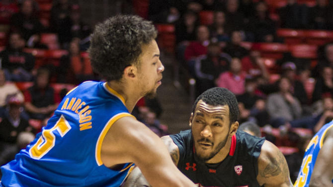 NCAA Basketball: UCLA at Utah