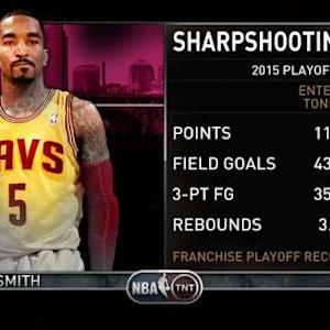 Inside the NBA: J.R. Smith