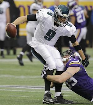 Foles goes from backup to MVP candidate