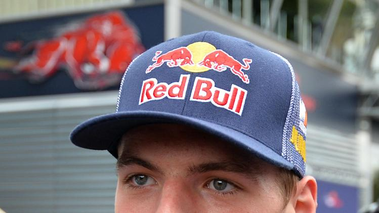 Formula One - Teenager Verstappen to debut in in Texas practice
