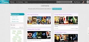 Rinema Lets You Organise, Share And Explore New Movies image Rinema Listmania 1024x487