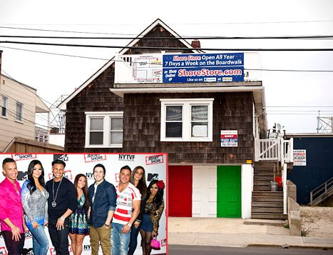 Jersey Shore House Survives Superstorm Sandy