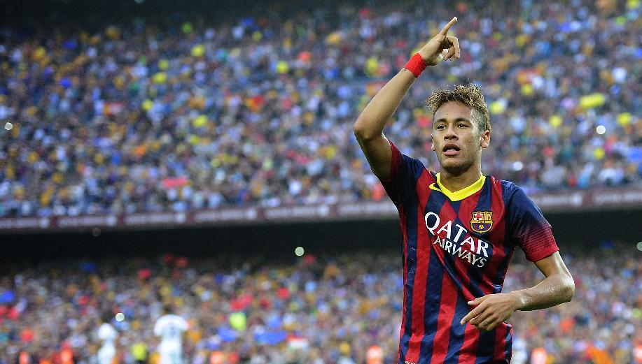 Neymar leads Barcelona to 2-1 win over Madrid