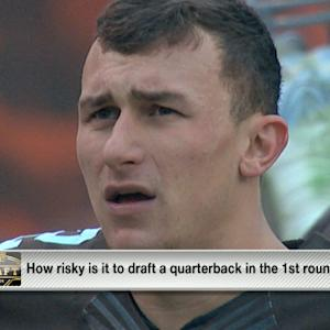 How risky is it to draft a QB in the 1st round?