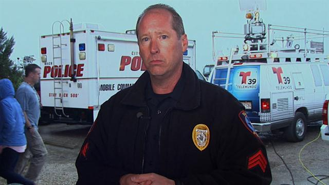 Waco PD Sgt.: Volunteer firefighters still missing