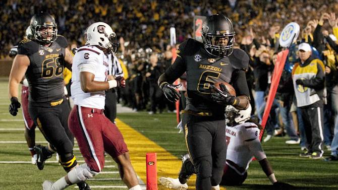 No. 10 Missouri looks to bounce back
