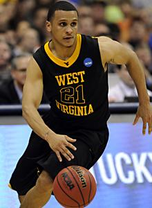 Mazzulla gives WVU a shot in the arm