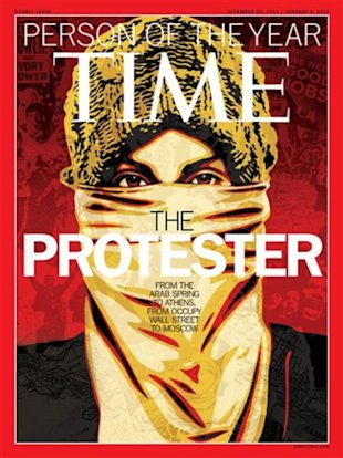 Time Magazine's 2011 Person of the Year is