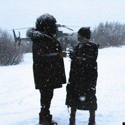 Beyonce & Jay Z's Trip To Iceland Looks Like A Magical Winter Wonderland