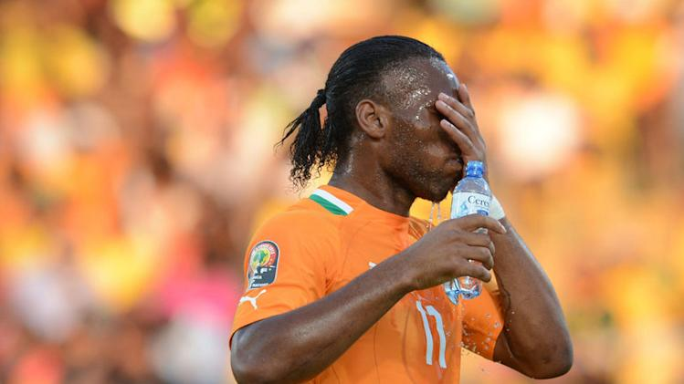Elephants drop Drogba