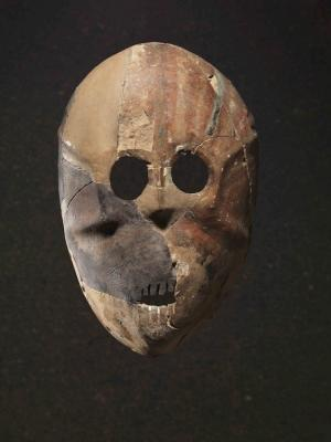 World's Oldest Masks Show Creepy Human Resemblance