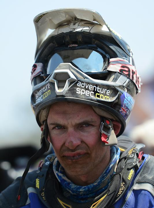2013 Dakar Rally - Day Fourteen