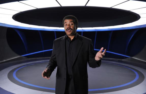 Astrophysicist Neil deGrasse Tyson Talks 'Cosmos,' the Tooth Fairy and Space at SXSW