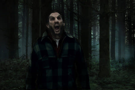 'Grimm': Is Monroe the most 'human' TV wolf man?