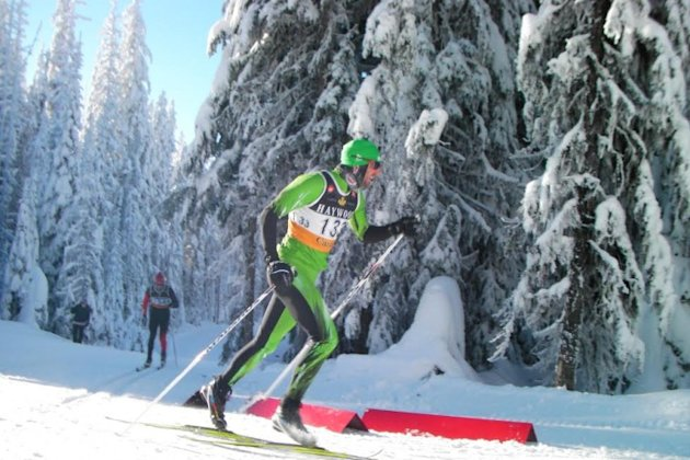 The Cork-born athlete who's representing Ireland at the Winter Olympics
