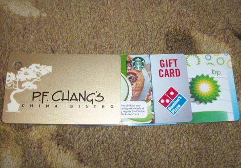 First Person: I Still Buy Gift Cards