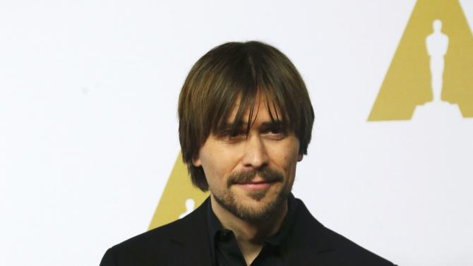 Don Hertzfeldt arrives at the 88th Academy Awards nominees luncheon in Beverly Hills