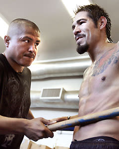 Garcia can make his name with Margarito