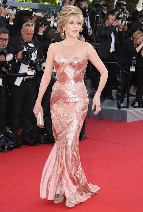 Jane Fonda'Moonrise Kingdom' premiere at the Opening Ceremony of the 65th annual Cannes Film FestivalCannes, France - 16.05.12Mandatory Credit: Lia Toby/WENN.com