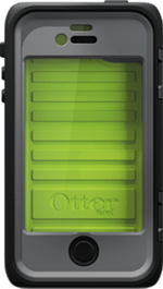 Otterbox Armor Series Case iPhone 4/4S Review image armor iphone 4 4s neon