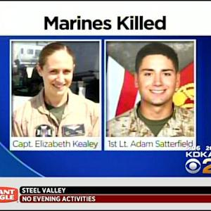 Marine From Indiana, Pa. Killed In Helicopter Crash During Training Exercise
