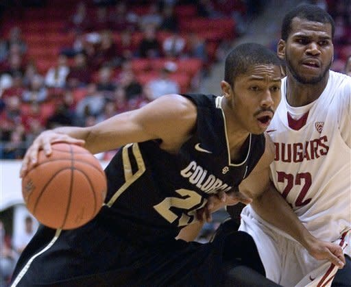 Colorado defeats Washington State 58-49