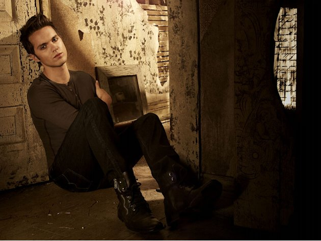 Thomas Dekker stars as Adam in &quot;The Secret Circle.&quot; 