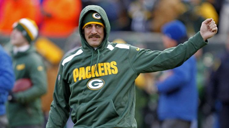 Rodgers: Medical, organizational decision for Pack