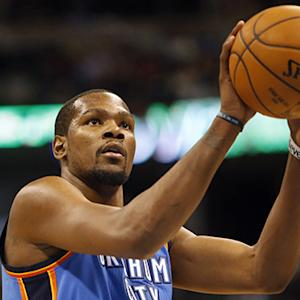 Is Kevin Durant staying in Oklahoma City?
