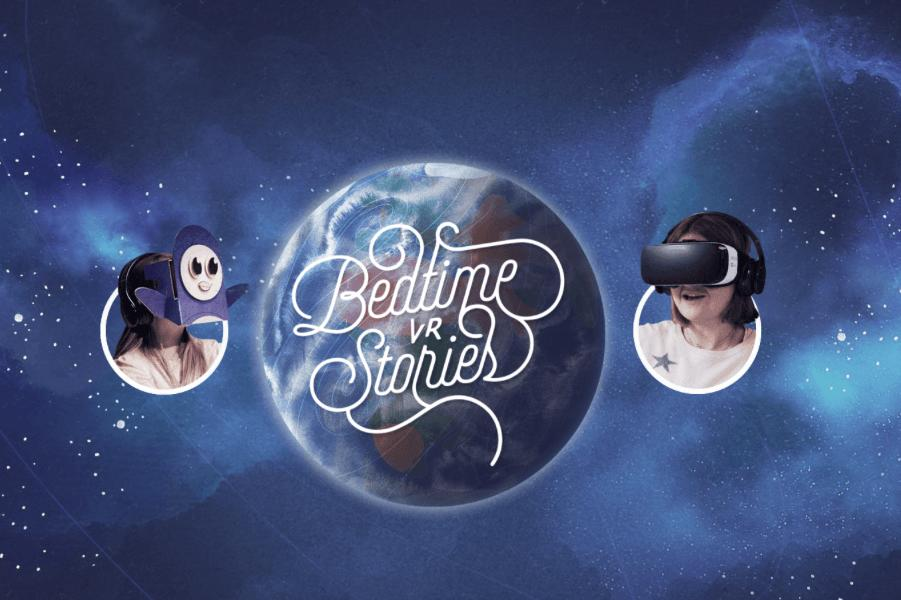 Samsung's GearVR will let you read bedtime stories from across the country, if you can afford two headsets