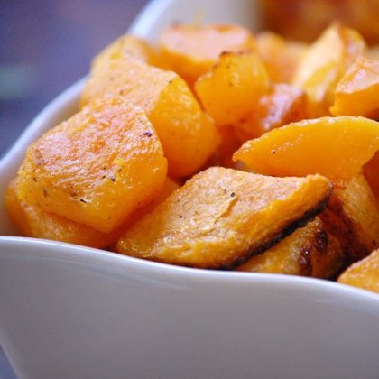 Cook: Roasted Butternut Squash