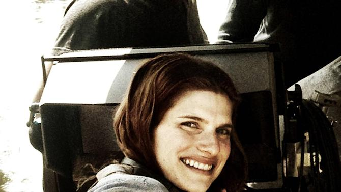 """This undated publicity photo released by the Sundance Institute shows director, Lake Bell, whose film, """"In a World...,"""" is included in the U.S. Dramatic Competition at the 2013 Sundance Film Festival in Park City, Utah. The festival has 50-50 parity in directors, with eight women, eight men, among the 16 films in the competition, a record that female filmmakers consider a hopeful sign that they are making progress toward equal time with males. (AP Photo/Sundance Institute, Jett Steiger)"""