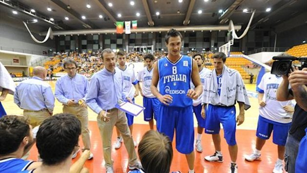 Basketball 2012 Italy Danilo Gallinari from Fip official website