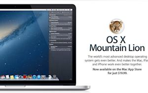 Mountain Lion Sets Sales Record for Apple at a Record-Low Price
