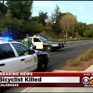 Bicyclist Struck And Killed In Calabasas