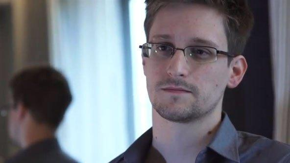The Enigmatic Edward Snowden Comes Out of the Cold