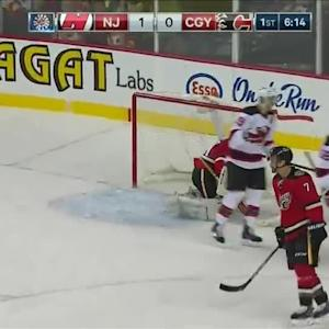 New Jersey  Devils at Calgary Flames - 11/22/2014