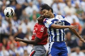 Deportivo return to La Liga with win