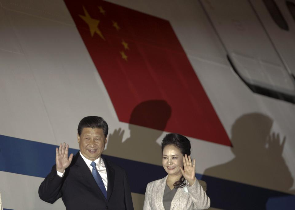 Xi represents confident China in US visit